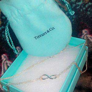 Tiffany's infinity choker